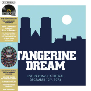Record Store Day Tangerine Dream – Live At The Reims Cathedral