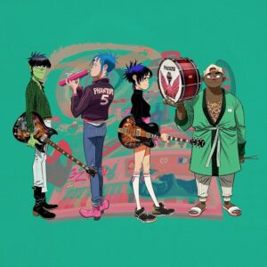 record store day - Gorillaz – G Collection
