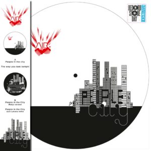 Record Store Day - Air – People In the City
