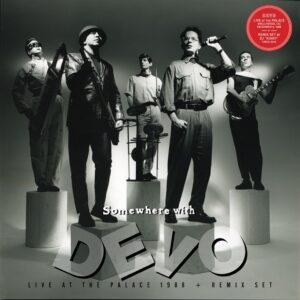 Record Store Day - Devo – Somewhere With Devo
