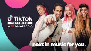 TikTok iHeart radio - lectora de tracks australia