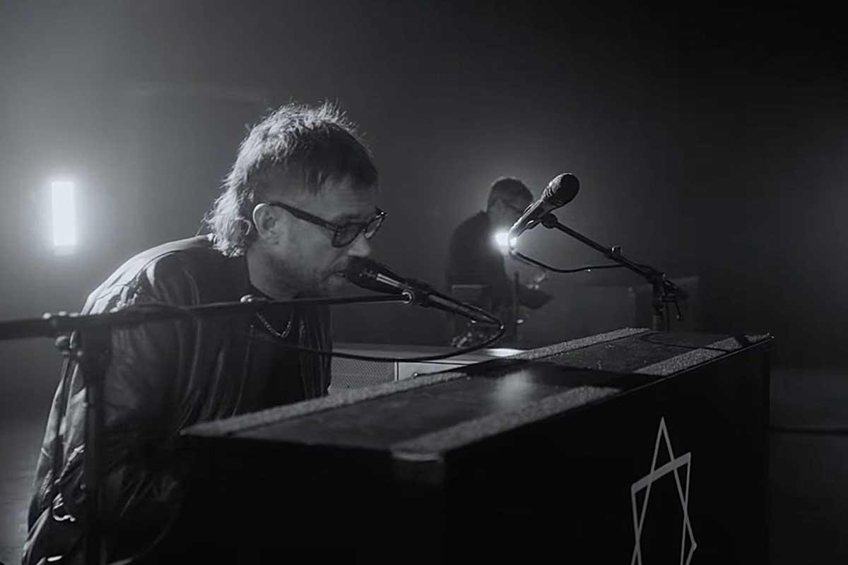 Damon Albarn Polaris Lectora de Tracks