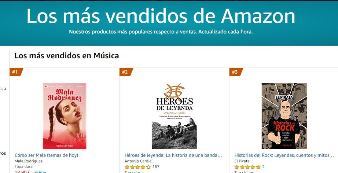 """""""Como ser Mala"""" de La Mala Rodriguez el libro mas vendido"""